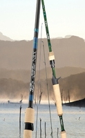 G-Loomis NRX Bass Casting Rods - New for 2013