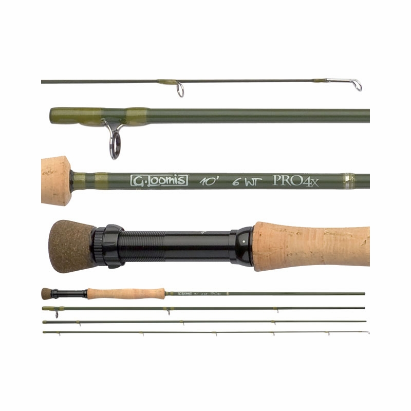 g-loomis pro4x fly rods | tackledirect, Fishing Rod