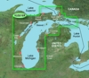 Garmin BlueChart g2 Vision Lake Michigan SD Card