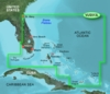 Garmin BlueChart g2 Vision LARGE Jacksonville to Bahamas SD Card