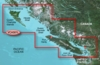 Garmin BlueChart g2 Vision LARGE Vancouver Island to Dixon Entrance SD Card