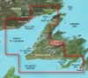 Garmin BlueChart g2 Vision Newfoundland West SD Card