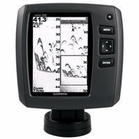 Garmin Echo 200 Dual Beam Fishfinder w/Transducer