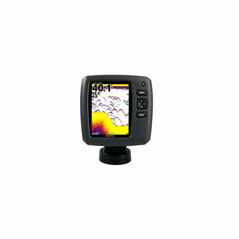 garmin fish finder 500 c how to use