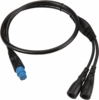 Garmin 8-Pin Transducer to 4-Pin Sounder Adapter Cable