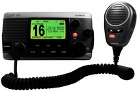 Garmin 010-00755-10 VHF 200 Radio - Black