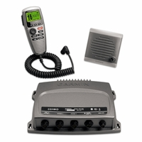 Garmin VHF 300 Black Box Marine Radio System