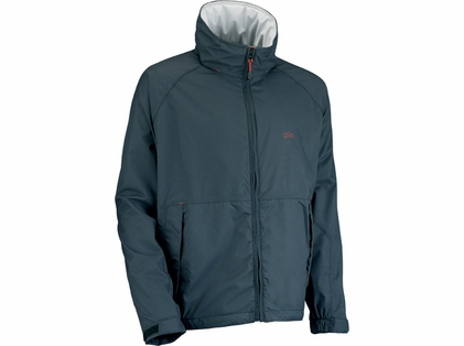 Gill Jacket IN7J Inshore Sport Jacket Charcoal