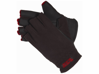Glacier Glove Alaska River Fingerless Glove 757BK