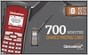 Globalstar GSP-1700USA-SHA-700 Shared 700 Minute Prepaid Card