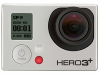 GoPro HERO3+ Black Edition Camera CHDHX-302