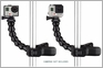 GoPro Jaws Flex Clamp ACMPM-001