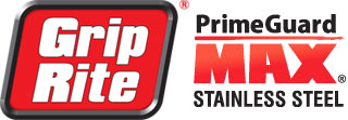 Grip-Rite PrimeGuard MAX 316 Stainless Steel Fasteners