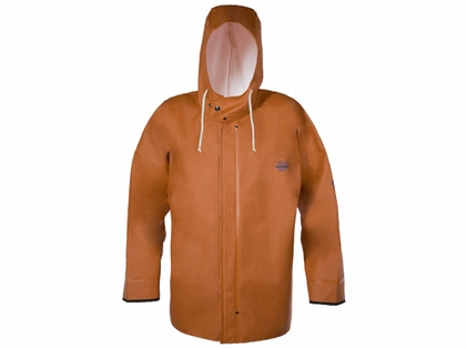 Grundens B44O Brigg 44 Rainjacket With Orange Size 3XL-5XL