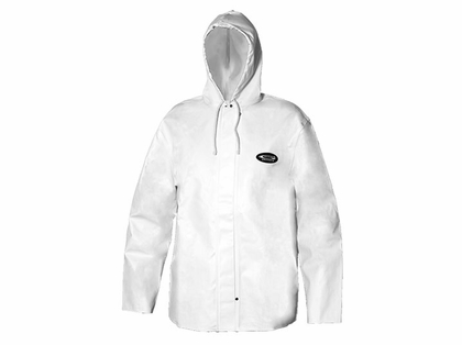 Grundens Clipper 82 Hooded Parka White