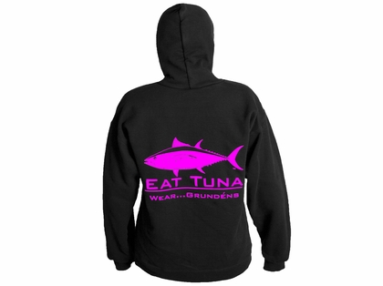 Grundens Gage Eat Tuna Hooded Sweatshirt