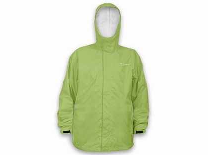 Grundens Gage SR400DG Storm Runner Hooded Packable Jacket
