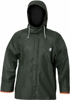 Grundens Petrus HD 44 Hooded Jacket Green 3XL-5XL