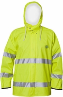 Grundens Petrus HD 44 Hooded Jacket Hi-Vis