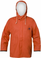 Grundens Petrus HD 44 Hooded Jacket Orange 3XL-5XL