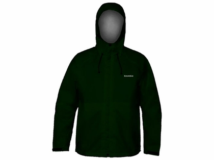 Grundens Weather Watch Hooded Jacket Green 3XL-5XL