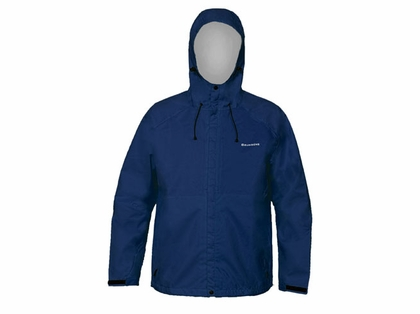Grundens Weather Watch Hooded Jacket Navy