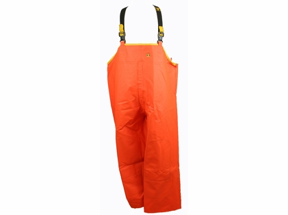 Guy Cotten CHFNP-O North Sea Bib Trousers Orange