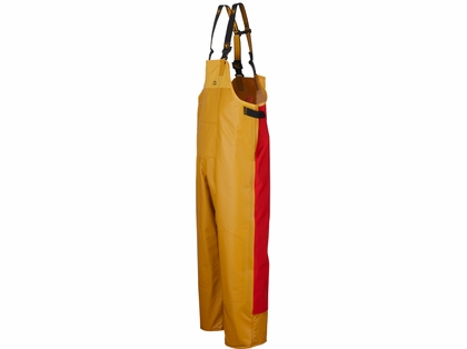 Guy Cotten DRB02 Drempro Bib - Yellow/Red