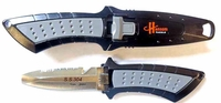 Hansom Tackle DK-6 Blunt Tipped Dive Knife
