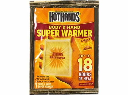 HeatMax HH1 Hand and Body Warmers