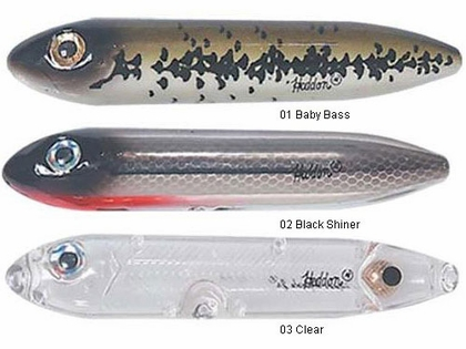 Heddon X9256 Super Spook Lures