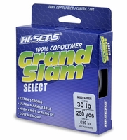 Hi-Seas GSC-F250-30MG Grand Slam Select Moss Green 30lb 300yds