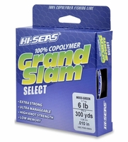 Hi-Seas GSC-F300-06MG Grand Slam Select Moss Green 6lb 300yds