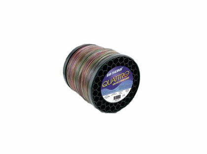 Hi-Seas Quattro Plus Low-Vis Camo Line 2 lb. Spool