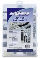 Hi-Seas TKB00003 Deluxe Rigging Kit, 1101 Pieces