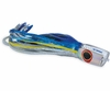 Hi-Seas Soft Resin Head Trolling Lures