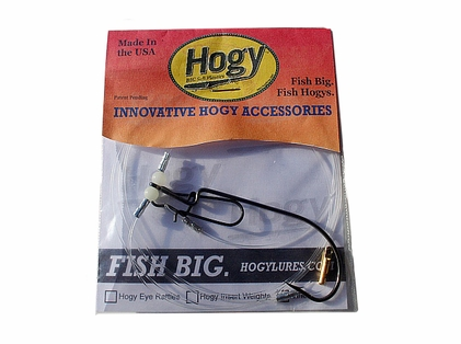 Hogy Drop Shot Rigs