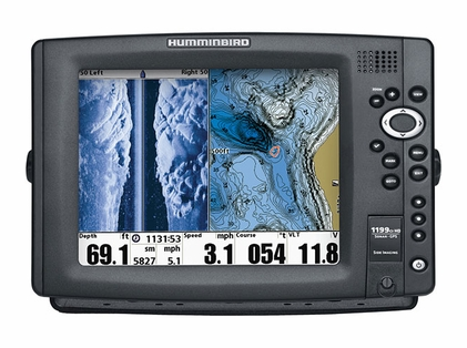 Humminbird 1100 Series HD Sonar/GPS Combos