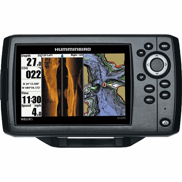 humminbird 409950-1 helix 9 si/gps combo | tackledirect, Fish Finder