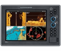 Humminbird ION Multi-Function Displays