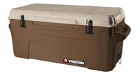 Igloo Yukon Cold Locker 150 Quart Cooler - Dark Tan/Tan