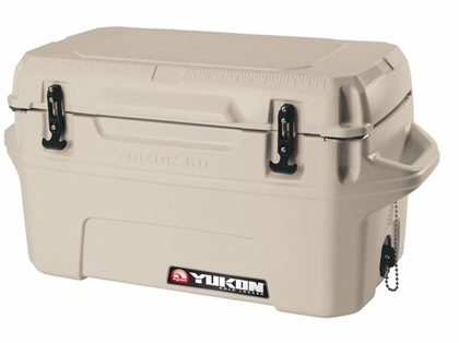 Igloo Yukon Cold Locker 50 Quart Cooler - Tan