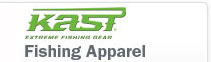 Kast Gear Apparel and Accessories