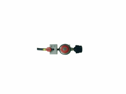 King Kooker Hose and Regulator 45033