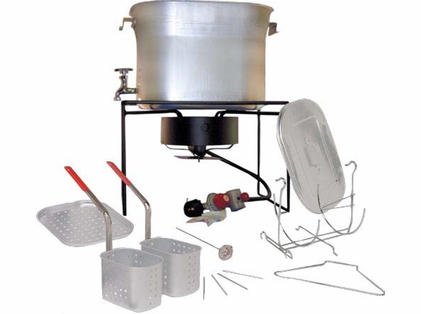 King Kooker Hot Tub Turkey Fryer 2864
