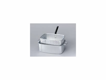 King Kooker KK6 Aluminum Rectangular Frying Pan