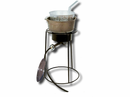 King Kooker Tall Fish Fryer Iron