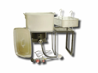 King Kooker Turkey Fish Fryer 2836