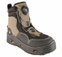 Korkers WhiteHorse Fishing Wading Boot