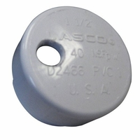 Lee's Tackle PVC Drain Cap